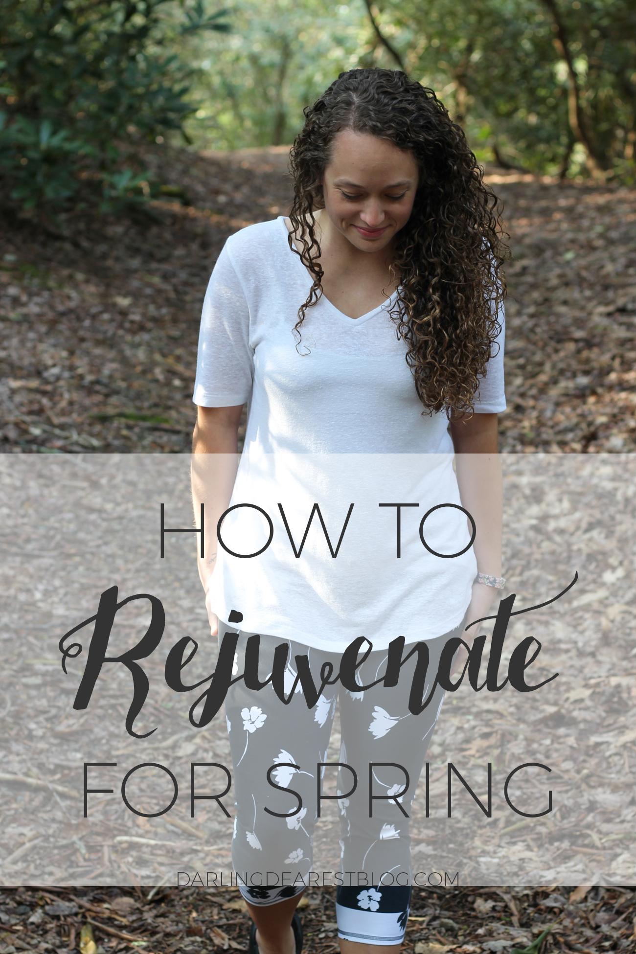 How to Rejuvenate for Spring with Bioré - Darling, Dearest